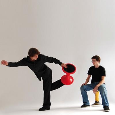 Sporthocker: Sit, Stand, Jump