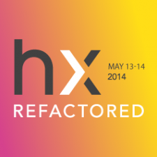 HxRefactored: May 13-14, Brooklyn